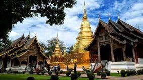 Gouden tempel Stock Foto