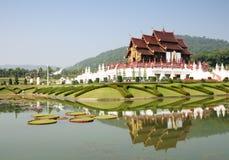 Gouden tempel Royalty-vrije Stock Fotografie