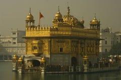 gouden tempel een plaats van macht Stock Foto's