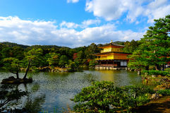 Gouden tempel, Japan Royalty-vrije Stock Fotografie