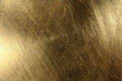 Gouden Textuur stock foto