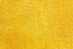 gouden textuur met het schitteren voor patroon en achtergrond Stock Afbeeldingen
