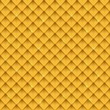 Gouden textuur. Vector naadloze achtergrond Royalty-vrije Stock Afbeelding
