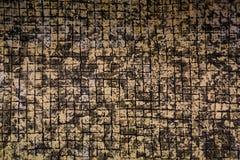 Gouden textuurachtergrond Stock Afbeelding