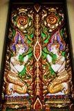 Gouden Thais art. Royalty-vrije Stock Afbeeldingen