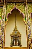 Gouden Thais art. Stock Fotografie