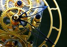 Gouden tijd 2 Stock Foto's