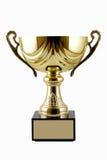 Gouden Trofee Stock Foto's