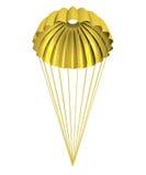 Gouden Valscherm Royalty-vrije Stock Afbeeldingen
