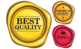 Gouden Verbinding Royalty-vrije Stock Afbeelding