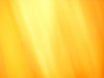 Gouden Vlammen Royalty-vrije Stock Foto