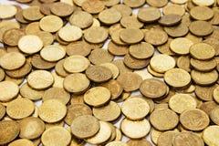 Gouden voorraadrijkdom Stock Afbeelding
