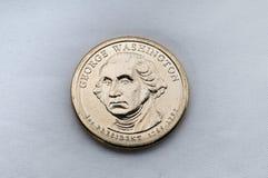 Gouden vrijheidsvoorzijde Royalty-vrije Stock Afbeelding