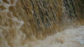 Gouden Waterval stock video