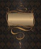 Gouden wijnoogst Royalty-vrije Stock Fotografie
