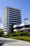 GOUDEN ZAND, het Hotel Astoria van BULGARIJE stock foto