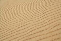 Gouden zand op strand 10 Stock Foto