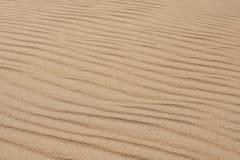 Gouden zand op strand 9 Royalty-vrije Stock Fotografie