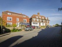Goudhurst,肯特,英国 免版税图库摄影