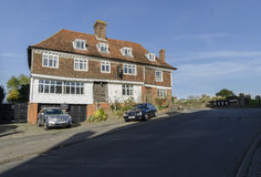 Goudhurst, Kent, het UK Stock Foto