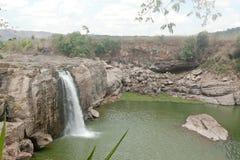 Gougah Waterfall near Dalat, Vietnam Royalty Free Stock Image