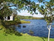 gouganbarra湖 库存照片