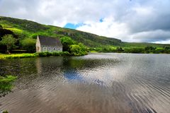 Gougane Barra Royalty Free Stock Images