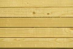 Goujons 2x4 en bois Photo stock
