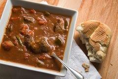 goulash σούπα Στοκ φωτογραφία με δικαίωμα ελεύθερης χρήσης