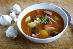 Goulash Royaltyfria Foton