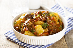 Goulash Royalty Free Stock Photo