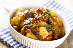 Goulash Stock Photography