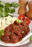 Goulash Royalty Free Stock Images