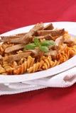goulash noodle organic pork στοκ εικόνα με δικαίωμα ελεύθερης χρήσης