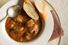 Free Goulash Soup Royalty Free Stock Image - 1554016