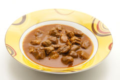 Goulash soup Stock Images