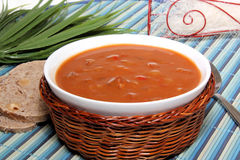 Goulash soup Royalty Free Stock Image
