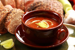 Goulash soup Royalty Free Stock Photos