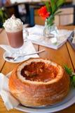 Goulash Soup Stock Photo