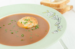 Goulash soup Royalty Free Stock Image