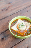 Goulash soup Royalty Free Stock Photography