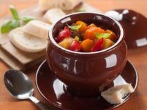 Goulash soup Royalty Free Stock Photo