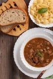 Goulash soup. Royalty Free Stock Image