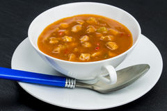 Goulash soup Stock Images