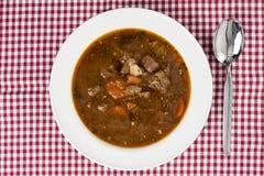 Goulash soup Stock Image