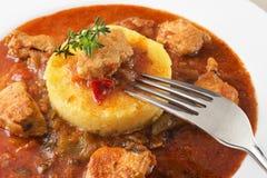 Goulash-stew Royalty Free Stock Photos