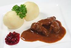 goulash venison Στοκ φωτογραφίες με δικαίωμα ελεύθερης χρήσης