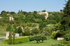 Goult, Francia Imágenes de archivo libres de regalías