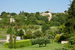 Goult, Francja obrazy royalty free