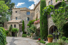 Goult in the Luberon Royalty Free Stock Photo
